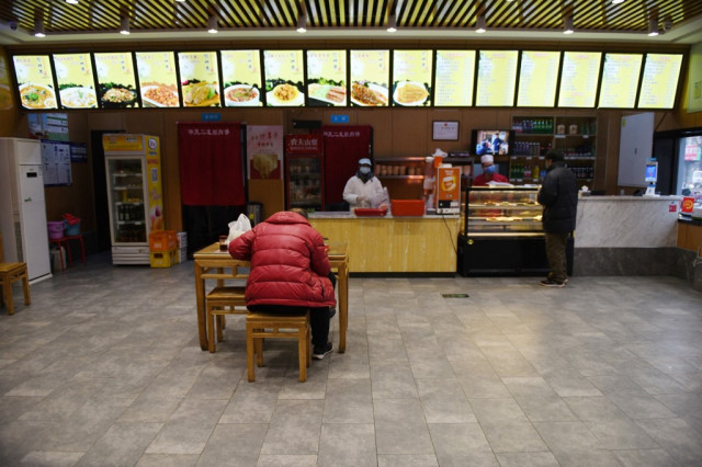 Chinese restaurants starved for cash as virus hits industry