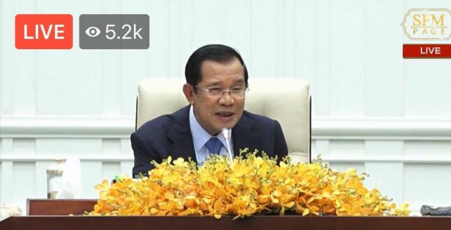 Hun Sen Demands Malaysia Apologize Over Coronavirus Testing