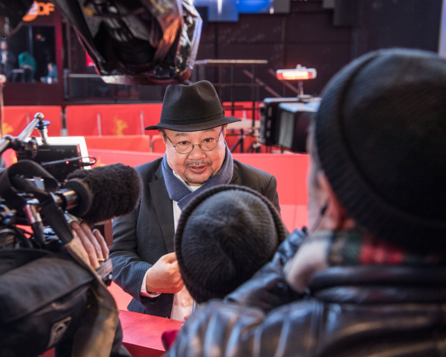 Cambodian Film Director Rithy Panh Wins Top Award at the Berlin International Film Festival
