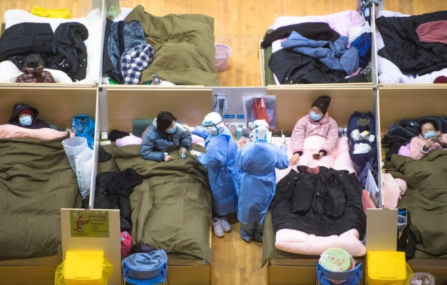 Global virus death toll tops 3,000 as South Korea cases soar
