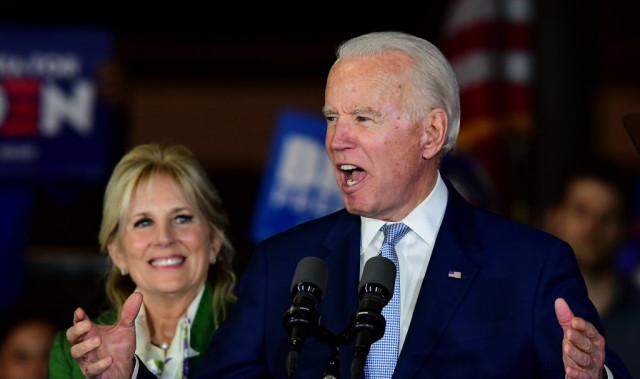 'New race:' Biden seizes momentum with Super Tuesday surge