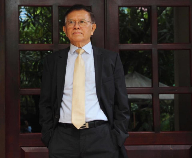 Kem Sokha Urges Cambodians not to Spread Falsehoods about COVID-19