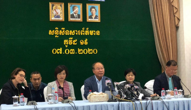 The First Case of COVID-19 Affecting a Cambodian is Confirmed