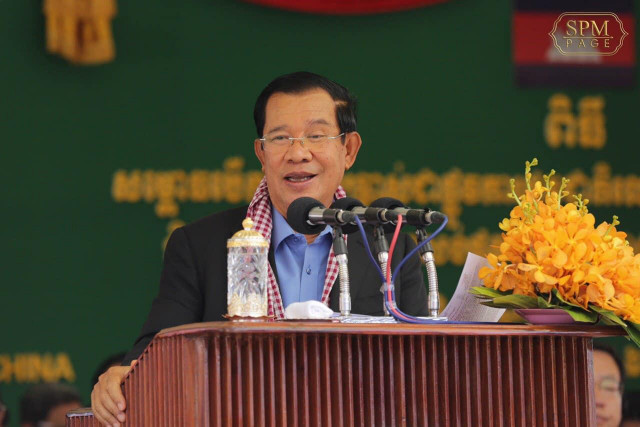 Hun Sen Promises China Will Send Raw Materials for Garment Factories This Month