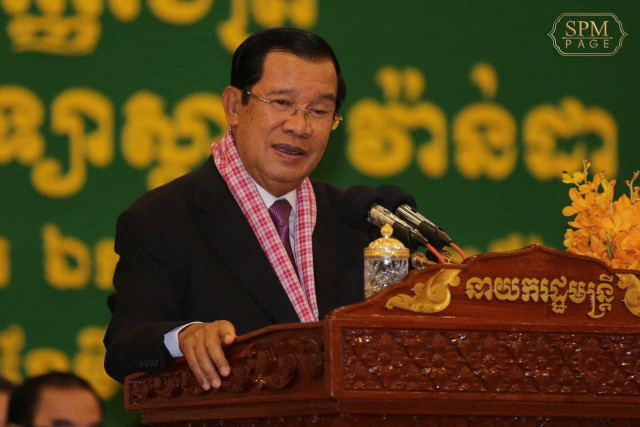 Hun Sen Rails Against Critics of Cambodia's Healthcare System