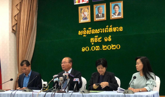 Cambodia Confirms Third COVID-19 Case