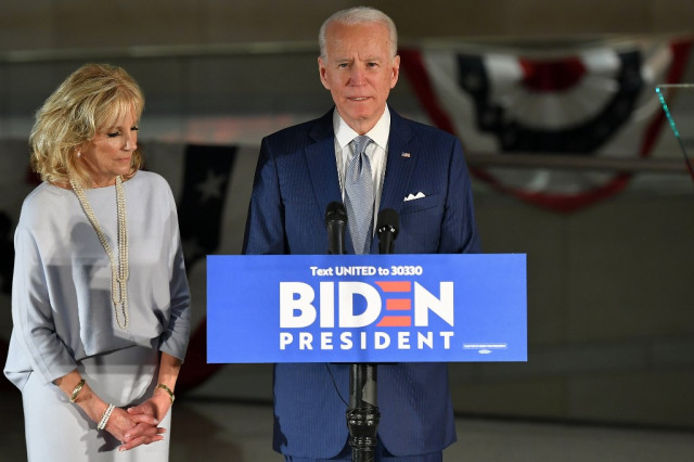 Joe Biden: senator, vice president, now on brink of White House run