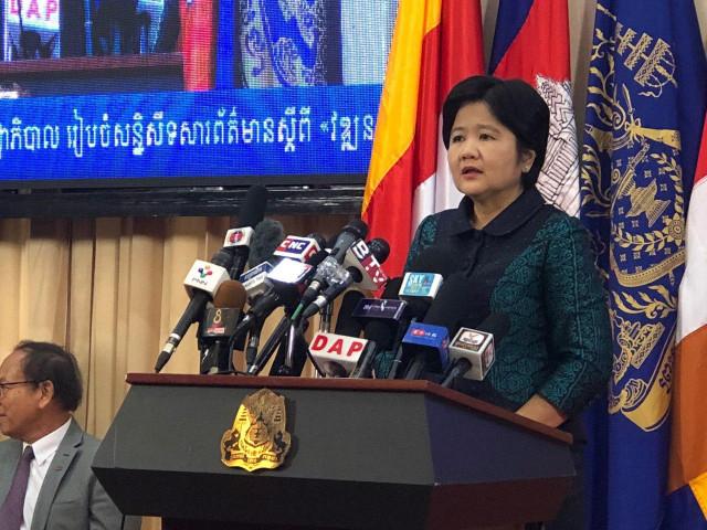 Ten New Cases of COVID-19 Are Identified in Cambodia