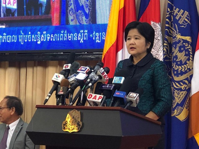 The Number of COVID-19 Cases in Cambodia Reaches 84