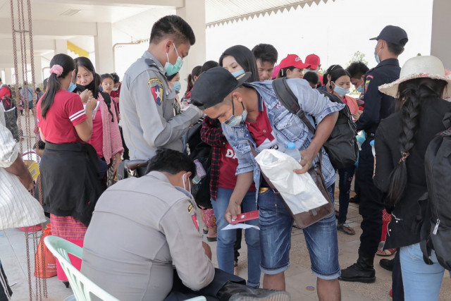 Myanmar confirms first coronavirus cases | Cambodianess