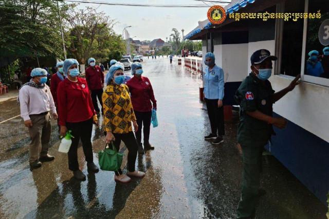 Cambodia Confirms 87 COVID-19 Cases in 13 Provinces