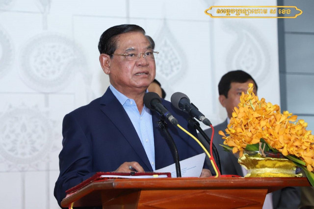 Sar Kheng: Close Villages with Three or More COVID-19 Cases