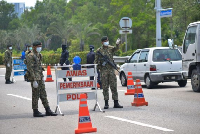 Malaysia extends comprehensive restrictive measures to contain COVID-19 outbreak
