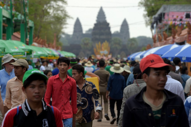 COVID 19 -- Khmer New Year: Beware, Danger!
