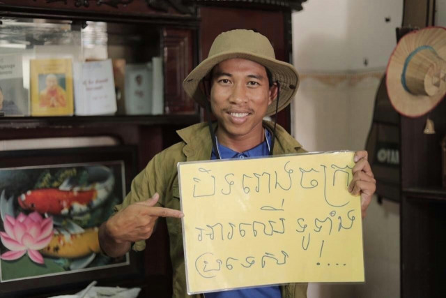 Activists Demand Government Close Nation's Sawmills