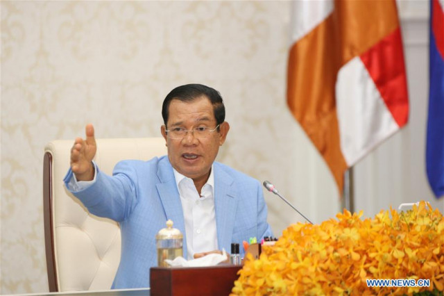 Cambodian PM says joint COVID-19 fight uplifts Cambodia-China ties