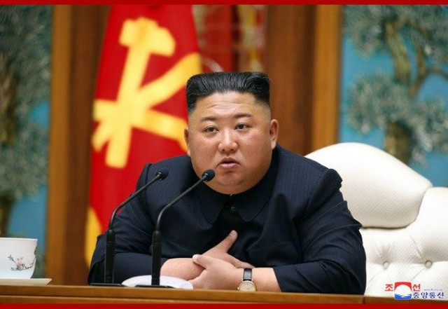 North Korea's Kim reshuffles top governing body