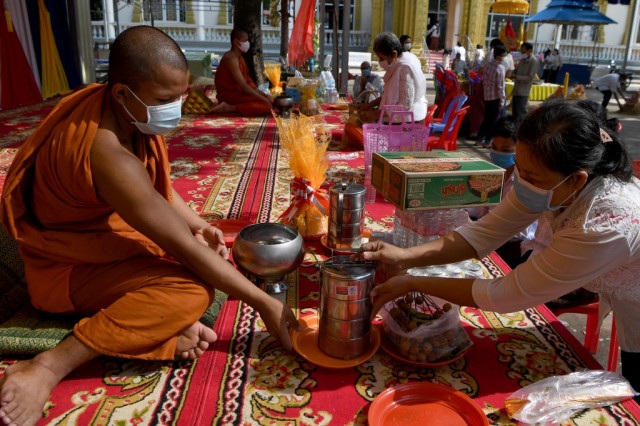 Cambodia Marks Third Consecutive Day of No New COVID-19 Cases