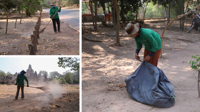 The Silence of Angkor Wat is Deafening for Those Who Work There