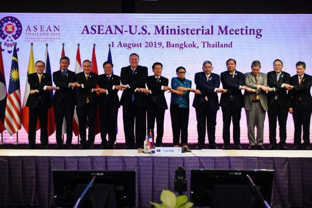 ASEAN-US Foreign Ministers to Discuss COVID-19 Cooperation
