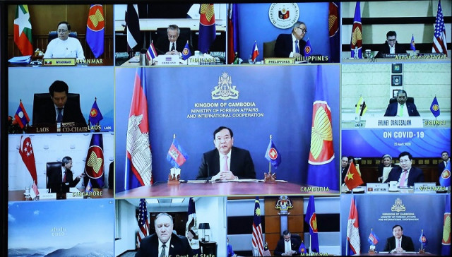 Sokhonn: ASEAN-US should explore ways to ensure supply chain of essential goods