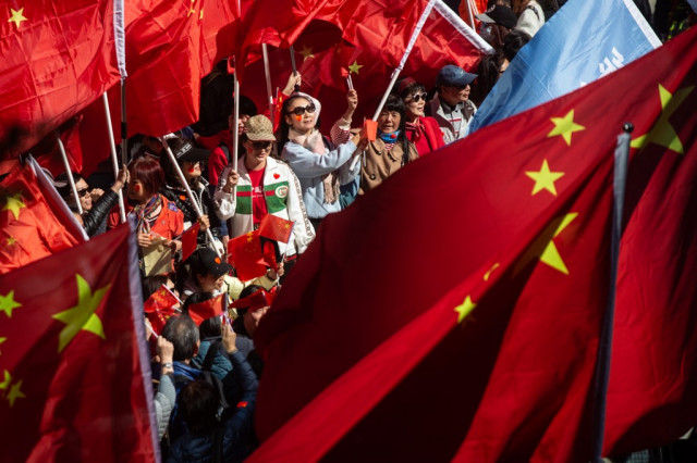 China to prosecute Belize national for Hong Kong 'interference'