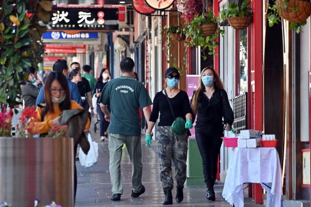 China envoy threatens Australia boycott over virus inquest demand
