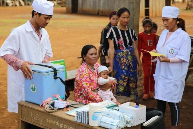 Australia Has Donated AU$50 Million to Strengthen Cambodia's Healthcare System