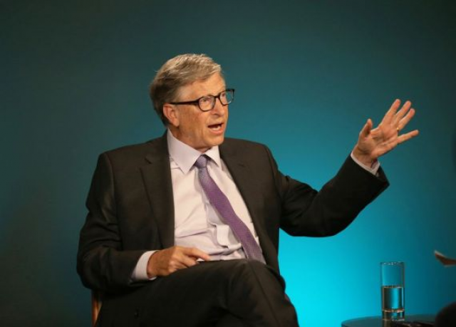 Time for cooperation, not hasty denunciation: Bill Gates