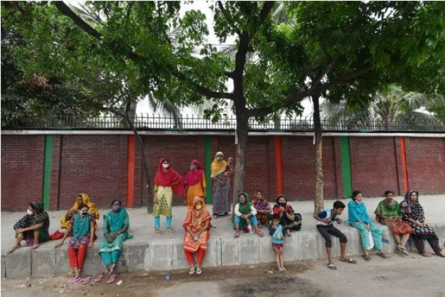 COVID-19 deals blow to over 2 mln Bangladesh garment workers as int'l brands cancel orders