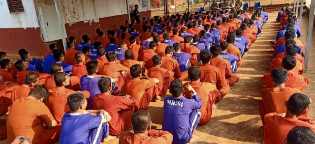 The Authorities Identify 84 Prisoners for Possible Pardon or Term Reductions