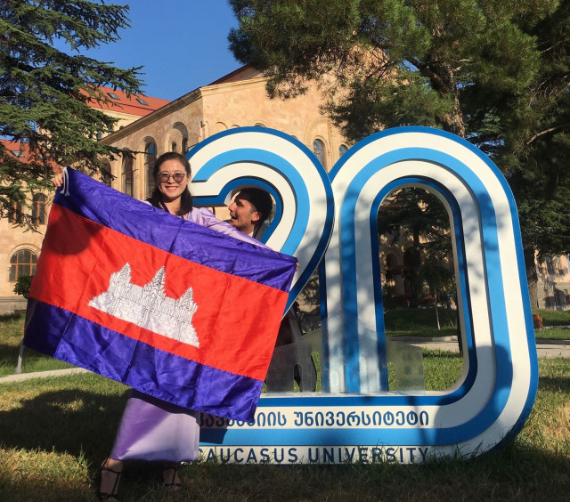Scholarships to Boost Sustainable Development in Cambodia