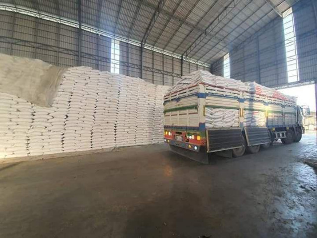 The Cambodian Government Authorizes White Rice Exports