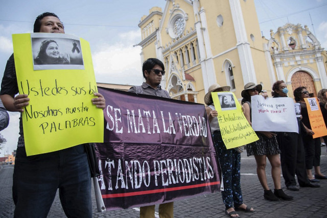 Journalist killed in Mexico, third this year: official