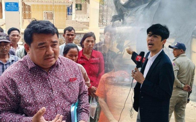NGOs Call for End to Harassment of Journalists in Cambodia