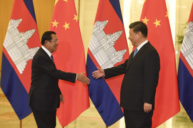 The Cambodian Government Supports China's New Law for Hong Kong
