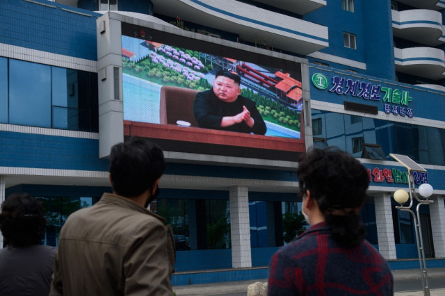 N. Korea discusses new policies for increasing 'nuclear war deterrence': KCNA