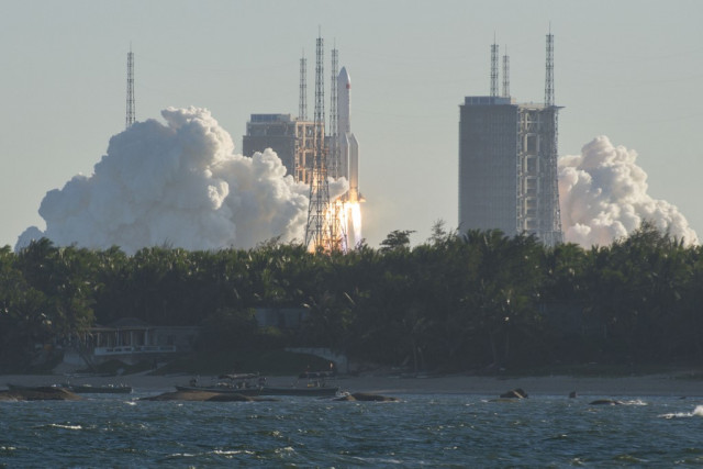 China space programme targets July launch for Mars mission