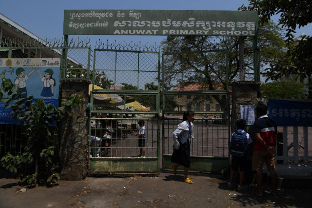 A long delay in reopening schools will have a long-term negative impact on Cambodia