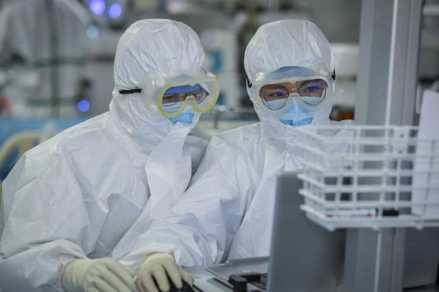 Wuhan doctor at whistleblower's hospital dies from coronavirus