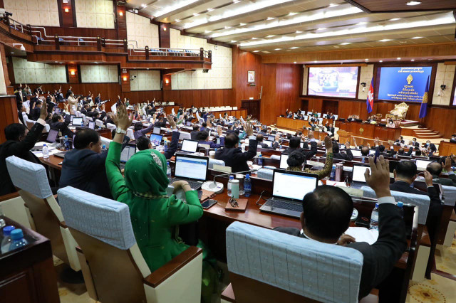 Parliament Approves the Draft Law on Money Laundering and Terrorism Financing