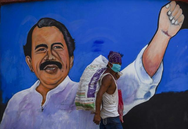Ortega says US sanctions 'suffocate' Nicaragua