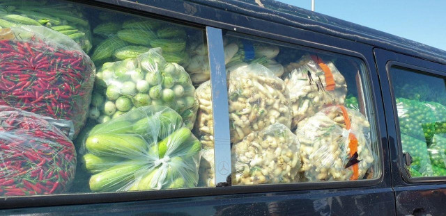 Kandal Authorities Destroy Shipment of Contaminated Vietnamese Vegetables