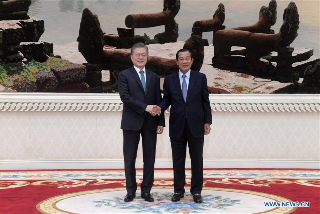 Cambodia-South Korea Trade Agreement Negotiations to Begin in July