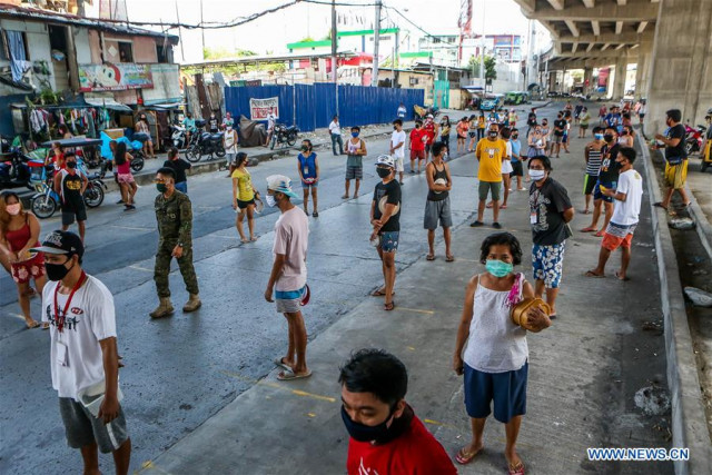 Philippines, ADB ink 500 mln USD loan to cushion pandemic impact on country's poor