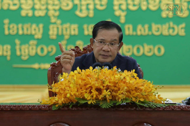 Hun Sen Accused of Cracking Down on Political Opposition