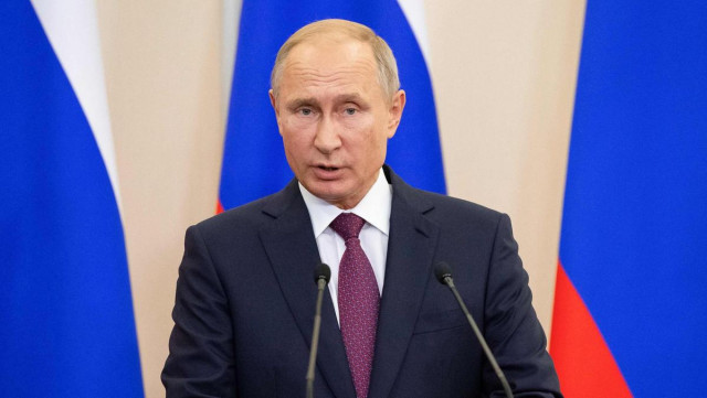 Putin accuses West of 'insulting' Russia over WWII legacy