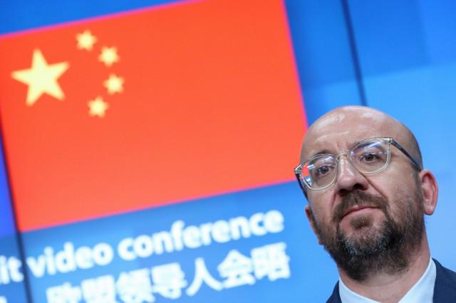 EU warns China over Hong Kong security law