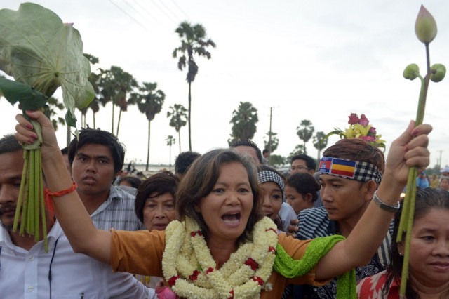 It Couldn't Happen Today: The Right to Protest Has Been Lost in Cambodia