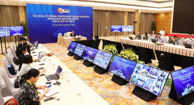 Participating countries commit to signing RCEP in 2020